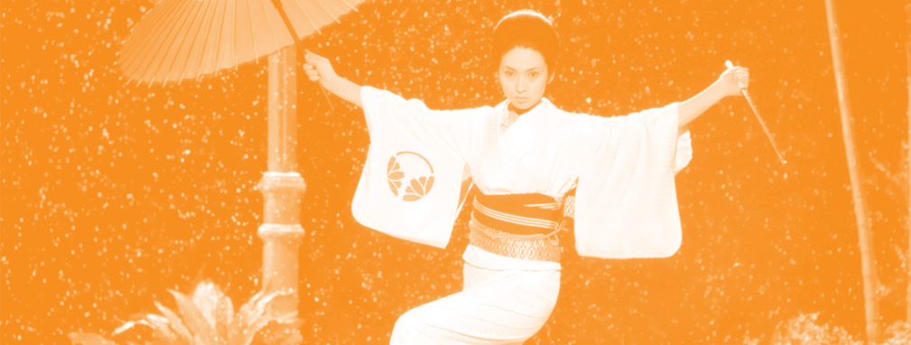 Tough Girls: Lady Snowblood (1973)