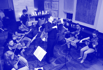 YoungArts Salon featuring Joshua Bell