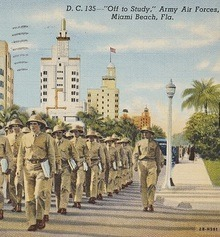 At Ease: Miami Beach During the Second World War