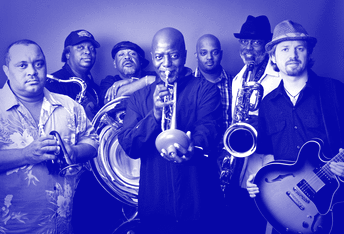 Aaron Neville & The Dirty Dozen Brass Band