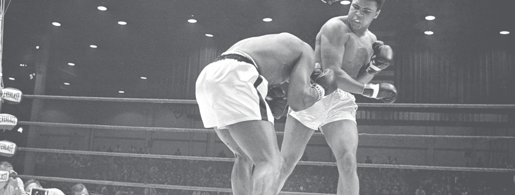 I Shook Up the World: Cassius Clay v. Sonny Liston